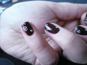 Cléo's hands 2