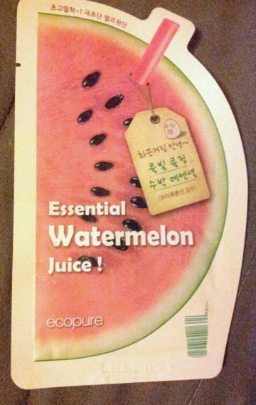 ecopure danahan watermelon