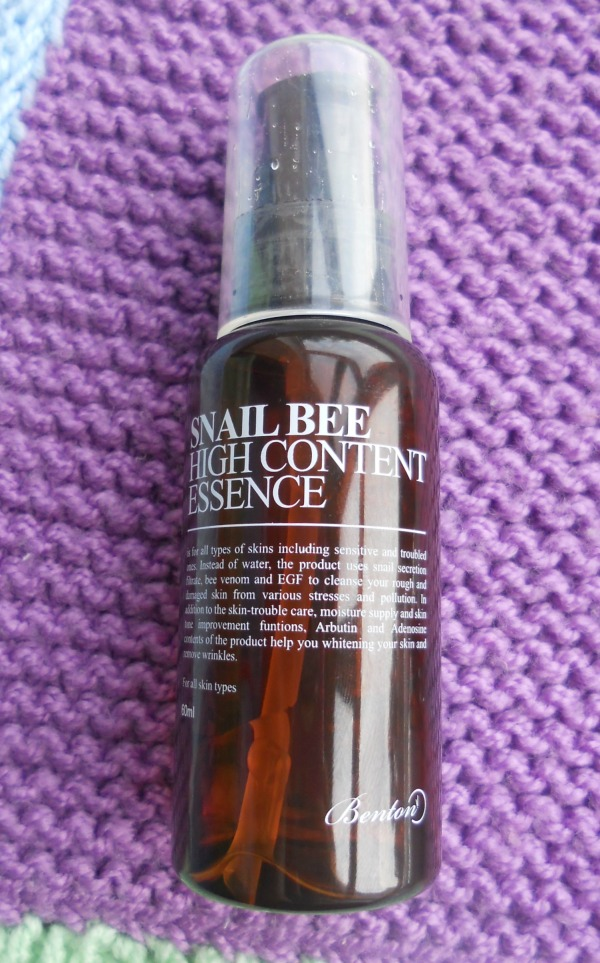 snail high content essence benton