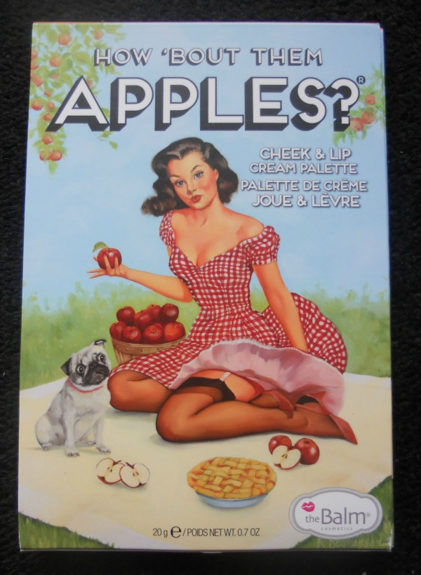 about them apples the balm