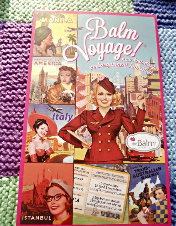 the balm voyage